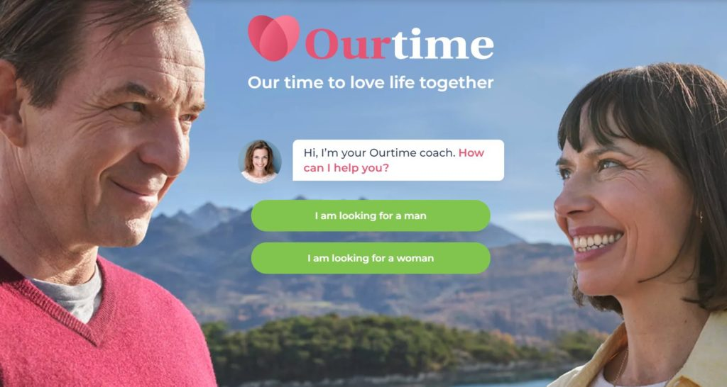 ourtime homepage